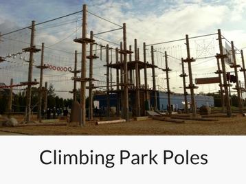climbing-park-poles